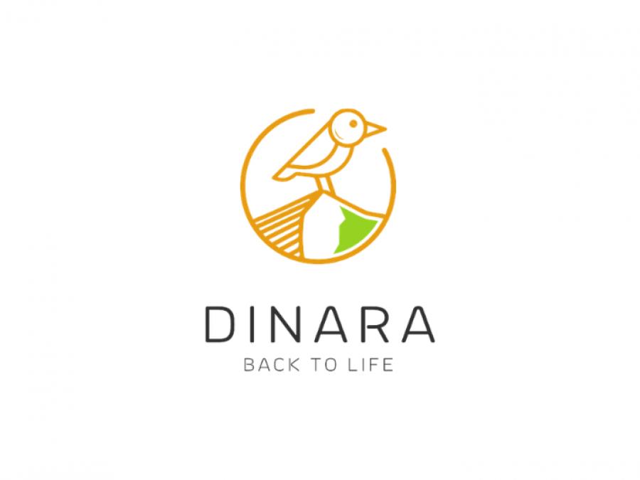 Logotip_Dinara back to LIFE